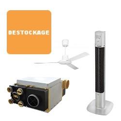 Ventilateurs et VMC