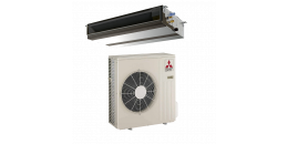 MITSUBISHI ELECTRIC Climatisation Gainable FLEXIBLE réversible INVERTER PEAD-M - R410A