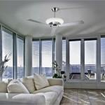 Ventilateur de plafond Leds-C4 Toronto