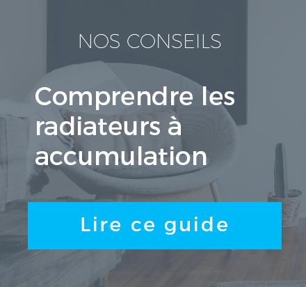 comprendre les radiateurs à accumulation
