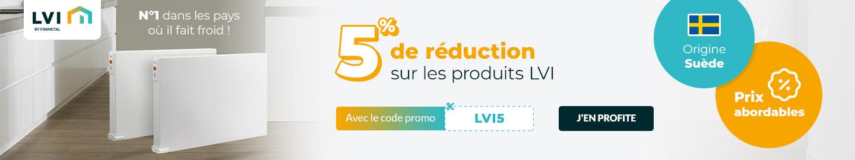 code promo LVI5