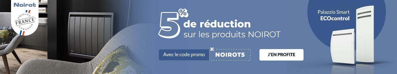 code promo NOIROT5